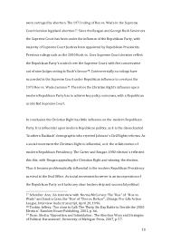 american politics major essay final copy 10