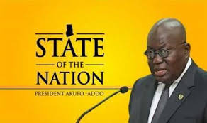 Speaker of the national assembly, ms thandi modise, chairperson of the national council of provinces, mr amos masondo Prez Akufo Addo To Present State Of The Nation Address Next Tuesday Extra News Ghana
