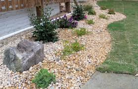 diy rock garden ideas gorgeous outdoor living diy rock side yard garden design idea creative