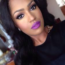 makeup look using mac s e lipstick