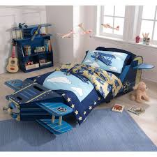 kidkraft kidkraft 76269 airplane toddler bed view all