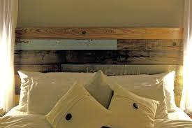 Reclaimed Wood Headboard (Barnwood)