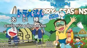 Doraemon vietsub chiến hữu đồng hành 2020 mới nhất - Mission Ready At 6