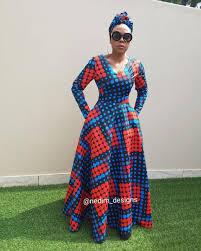 African Attire Outfits Designs African Print Dresses Nedim_ Designs 27829652653