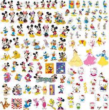 Disney Cdr Svg Vector Files in 2020 | Disney characters vector, Cartoon  clip art, Disney cartoons