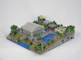 Minecraft Pictures To Print Moda Teaching 3dp Through Minecraft 3d Printing Industry