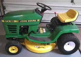 john deere stx30 stx38 stx46 lawn