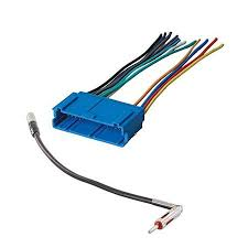 car stereo cd player wiring harness wire adapter plug for cd player wire harness colors at Cd Changer Wire Harness