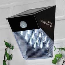 Installing Outdoor LED Wall Lights U2014 All Home Design IdeasSolar Led Wall Lights
