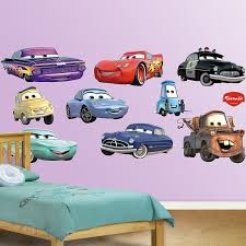 disney cars wall decals