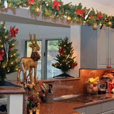 decorating ideas above kitchen cabinets decorating top of