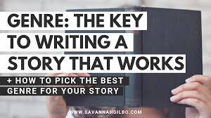 Understanding Fiction Genres How To Write Better Stories