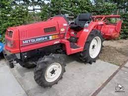 Mitsubishi Mt 16d Mitsubishi Tractors Farm Equipment