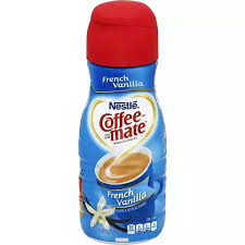 Stir our bulk liquid creamer into a cup of coffee for delicious added flavor that's lactose and cholesterol free. Coffee Mate Coffee Creamer French Vanilla Creamers Wade S Piggly Wiggly