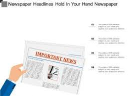 Powerpoint Newspaper Clipping Template Newspapers Powerpoint Templates Powerpoint Newspaper