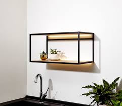 Small Picture Beauparlant Launches Open Wall Mounted Shelves Design Milk