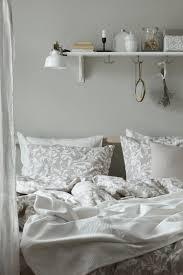 Bettwäscheset 2 Teilig Jättevallmo Weiß Grau Ri Bedroom