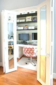 turn closet into office. Turn Walk In Closet Into Office How To Your .