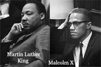 Mlk Vs Malcolm X Venn Diagram Mlk Vs Malcolm X Similarities Differences Life Examinations