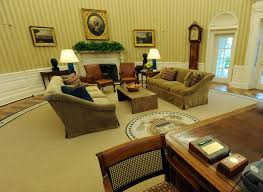 oval office wallpaper. Newly Redecorated Oval Office CBS New York Wallpaper