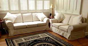custom pottery barn basic sofa slipcovers love seat and 3 seater with contrast cordings and
