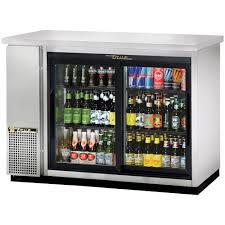 Undercounter Beverage Refrigerator Glass Door Back Bar Cooler Back Bar Refrigerator Glass Door Bar Fridge