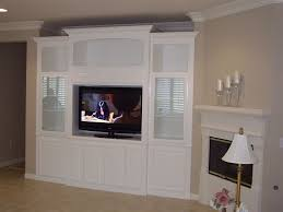 In Wall Entertainment Cabinet White Entertainment Center For Your Socal Home