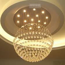 austrian india living room big ball chandelier crystal lamp ceiling lamp hotel project of modern fashion in on alibaba com