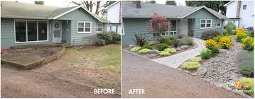 Easy Landscape Ideas For Front Yard Backyard Landscaping Small Best On  Pinterest Top Appealing Photo Decoration