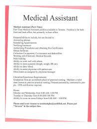 Medical Assistant Back Office Duties Medical Office Tavares Hiring Med Asst Lake Techs Career