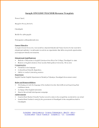 6 English Cv Template Penn Working Papers