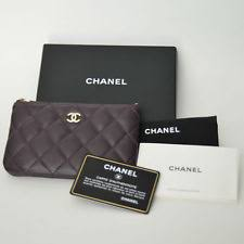 chanel zip coin purse. chanel lambkin quilted small zip coin pouch in purple purse