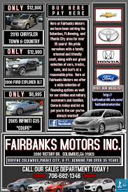 fairbanks motors inc car dealers 3200 victory dr columbus ga phone number last updated november 21 2018 yelp