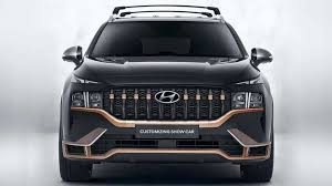 Se, sel, limited, and calligraphy. Hyundai Santa Fe Suv Will Add N Performance Kit Soon