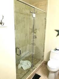 installing shower enclosure glass shower enclosure cost shower stall installation average cost