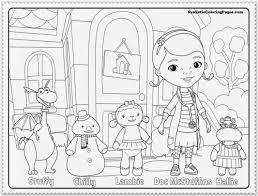 Doc Mcstuffins Coloring Pages Printable Doc Mcstuffins Summer