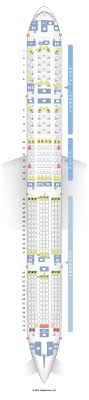 air canada 777 300er seat map images air canada seat maps fresh emirates 777 300er business