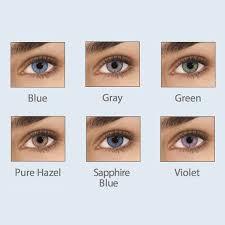 Freshlook Color Chart For Dark Eyes Freshlook Colors Coloured Monthly Contact Lenses For Dark Eyes