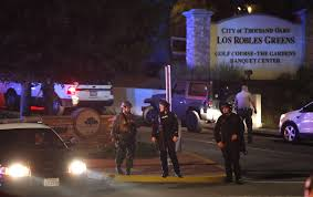 One Stop Lighting Thousand Oaks Sheriffs Sergeant Among 12 Killed In Southern California