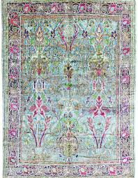 bohemian area rugs awesome impressive bohemian oriental orange fuchsia area intended for bohemian area rugs attractive