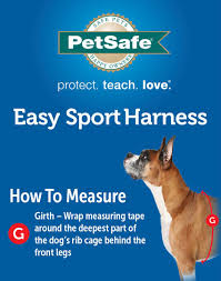 Easysport Harness By Petsafe Grp Esph