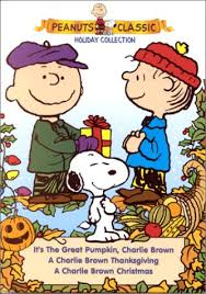It's The Great Pumpkin Charlie Brown Quotes Best Amazon Peanuts Holiday Collection A Charlie Brown ChristmasA