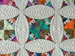 Circle Quilt Patterns Fascinating Circle Stars Anything But Boring