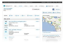 Business Trip Planner Worldmate Plan Book And Mange Your Personal And Business Travel