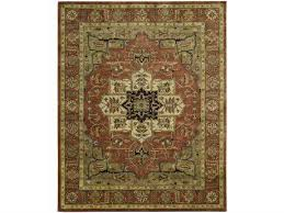 nourison jaipur rectangular brick area rug