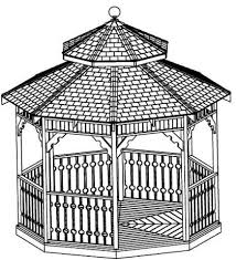 octagon gazebo roof plans, octagon roof plans swawou Home Gazebo Plans end design gazebo plans, 10x16 hexagon gazebo plans, with extra plans home depot gazebo plans