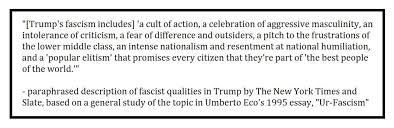 trump s authoritarianism and fascism persuade me politics trump s authoritarianism and fascism