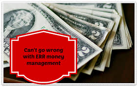 Money Management Use The Err Strategy To Make Your Money Go Further