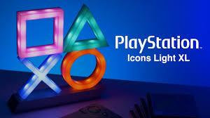 Playstation Light Playstation Icons Light Xl Paladone