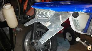 wr450 de restriction and conversion to yz spec street legal how is everybody mounting their license plates stock taillight last thing i have to figure out